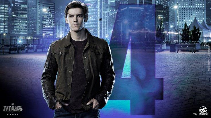 Titans season 2 Dick Grayson
