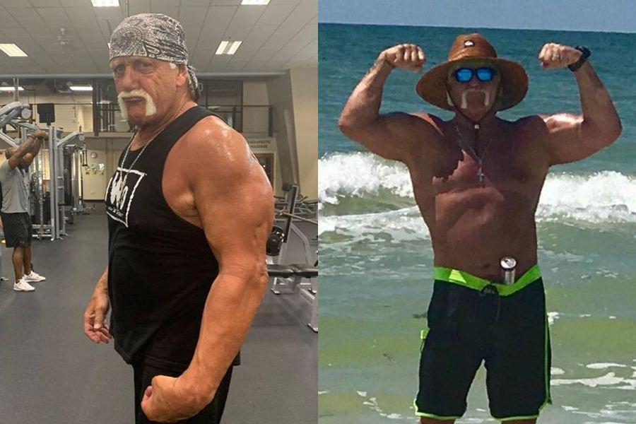 Hulk Hogan wants to play one single match in WWE, wants to clash ...
