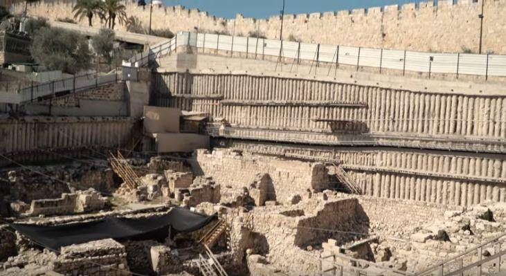 Archaeological Discoveries at Jerusalem's City of David