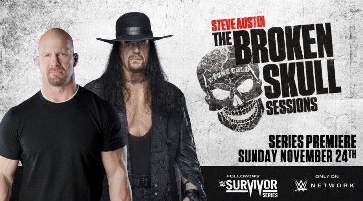 Steve Austin Interviews The Undertaker