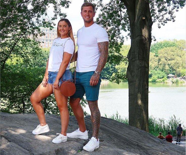 Jacqueline Jossa and Dan Osborne
