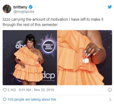 Lizzo Tiny bags memes