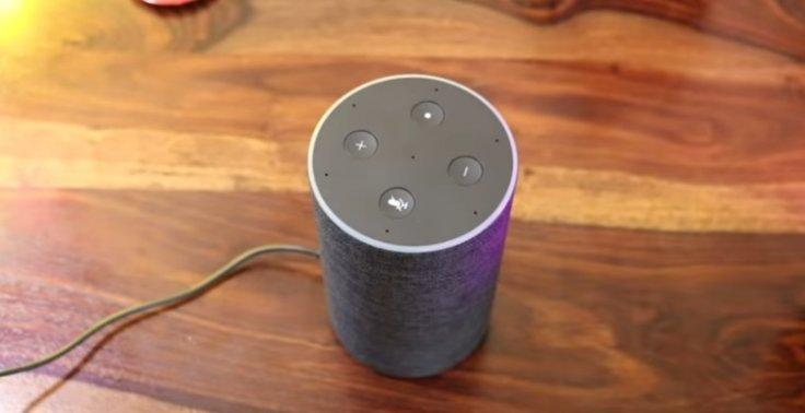 Amazon Alexa Eco
