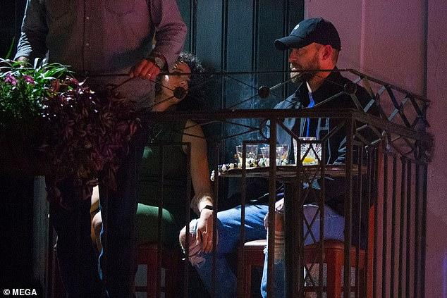 Alisha Wainwright, Justin Timberlake