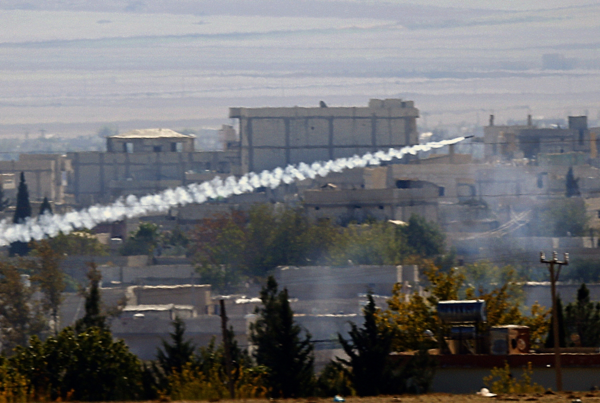 US bombs facilities in Syria used by Iran-backed militia