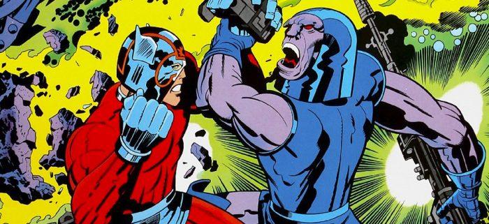 New Gods DC Comics