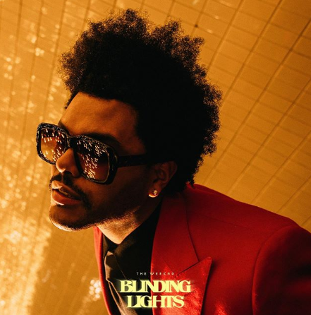 The Weeknd dropped second single 'Blinding Lights'