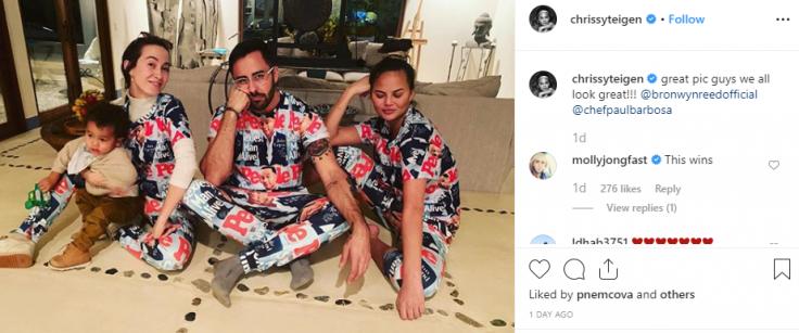 John Legend posts a heartfelt tribute on wife Chrissy Teigen's birthday
