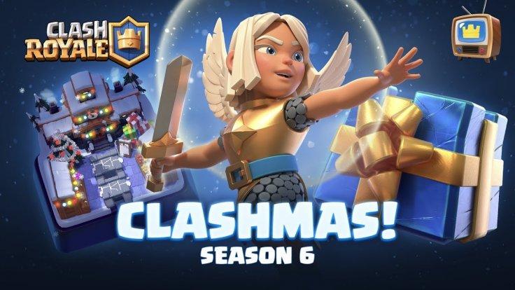 Clah Royale Season 6