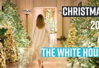 first-lady-melania-trump-decks-up-white-house-for-christmas