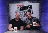 Steve Austin with Goldberg