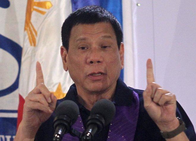 Philippine President Duterte apologises to Jews for Hitler remark