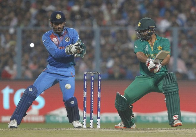 India Pakistan cricket