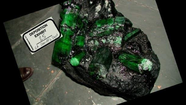The Bahia Emerald. Los Angeles Times