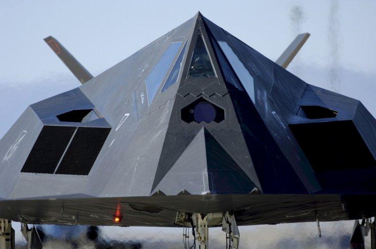 F-117, Nighthawk (First Generation stealth aircraft)