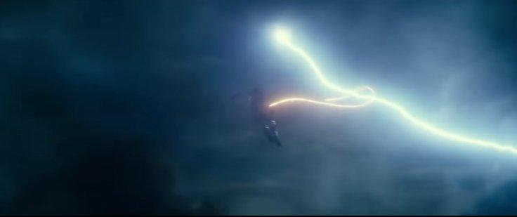 Wonder Woman 1984 Trailer screenshot cropped 2