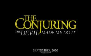 The Conjuring: The Devil Made Me DoIt