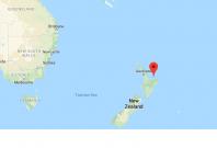 White Island volcano erupts