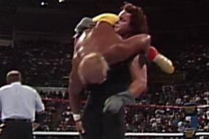 Hulk Hogan and The Undertaker