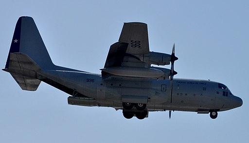 C-130 Hercules, Chilean Air force