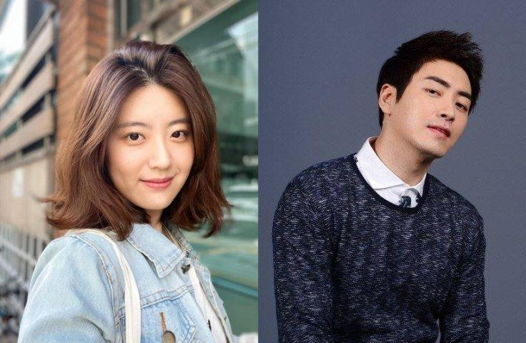 Nam Ji Hyun and Lee Joon Hyuk