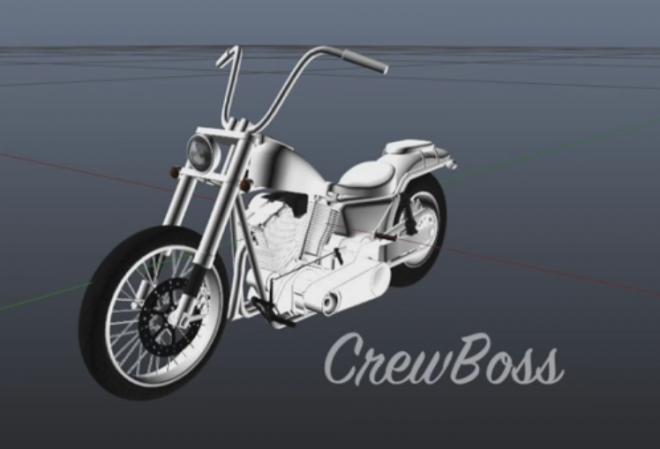 GTA 5 Bikers DLC: Daemon2