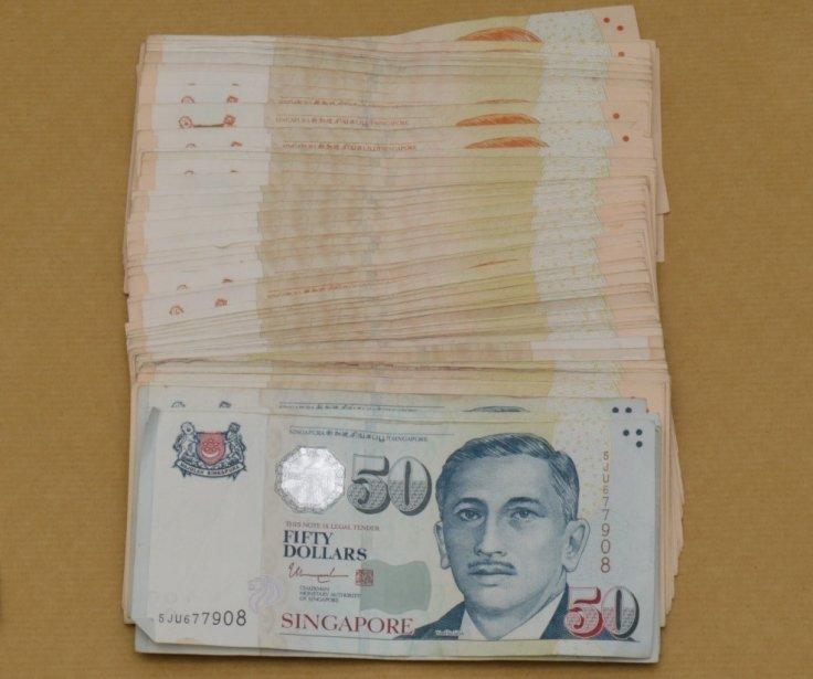 CNB seized drugs