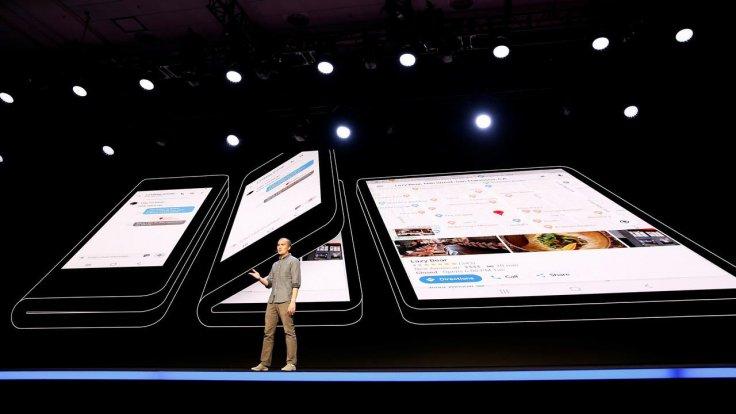 Google Pixel Foldable smartphone