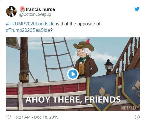 Misspelled hashtag