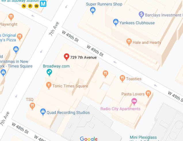 729th, Seventh Avenue, Manhattan