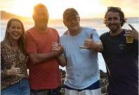Australia Prime Minister Scott Morrison Holiday Hawaii