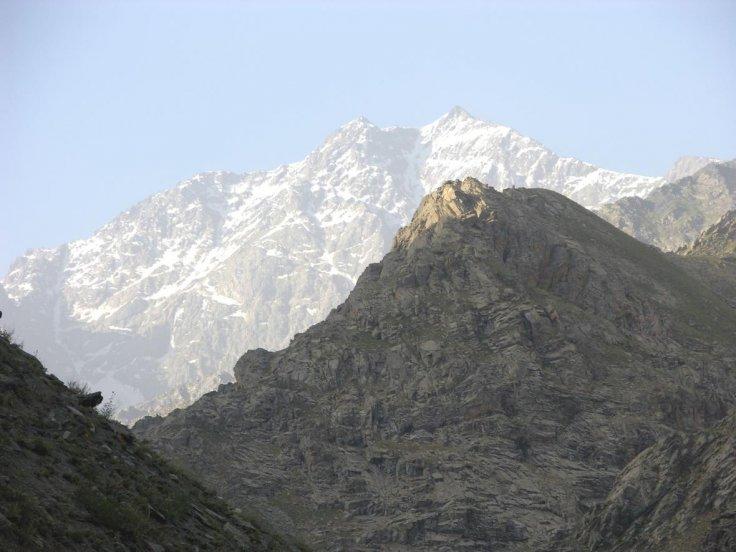 Hindu Kush mountains