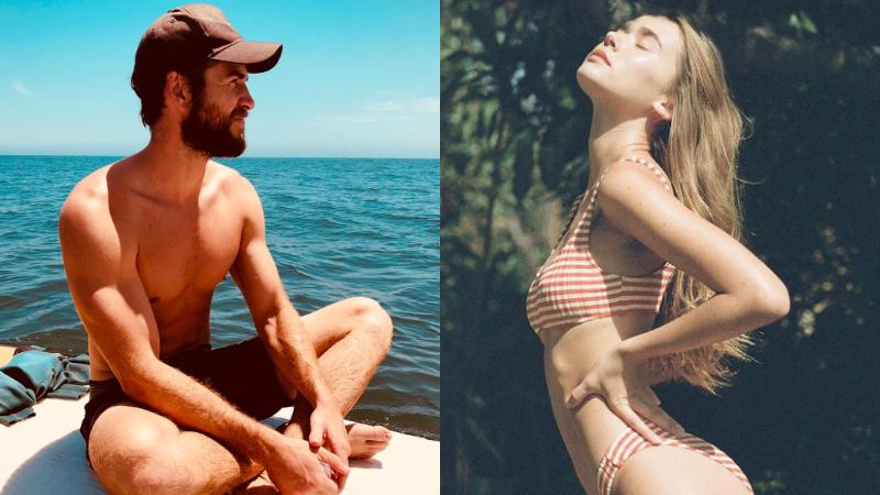 Liam Hemsworth Gabriella