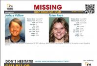 Missing Children from Idaho