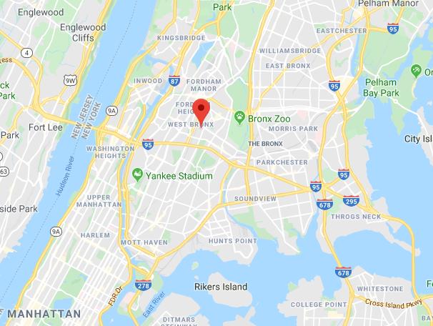 Bathgate Ave., Bronx, NY