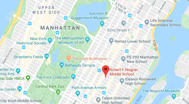 Robert F. Wagner Middle School, Manhattan