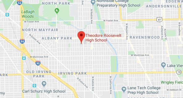 T.Roosevelt High School, Albany Park