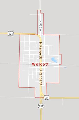 Wolcott, Indiana