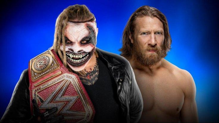 Daniel Bryan to take on The Fiend Bray Wyatt at Royal Rumble