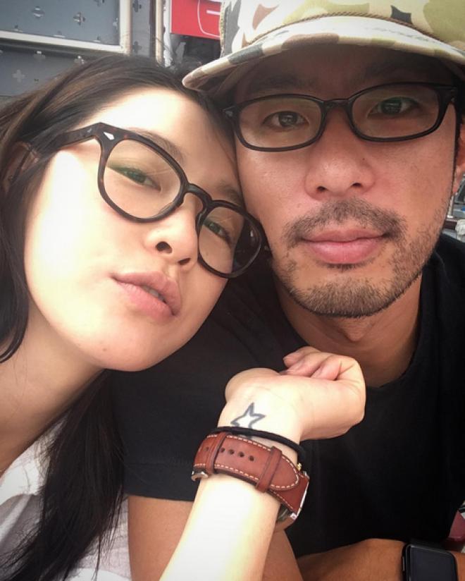 Kahi and Yang Joon Moo
