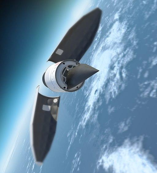 HTV-2, A hypersonic cruise vehicle under DARPA