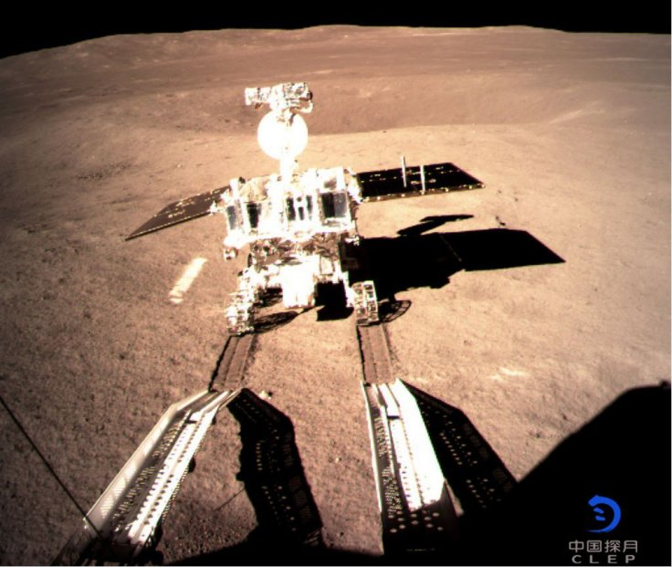 Chinese Chang'e-4 spacecraft