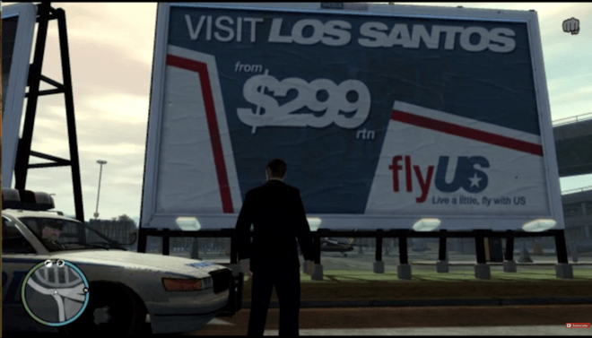 GTA Los Santos Easter-Egg