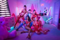 Savage X Fenty Rihanna Valentines Day Lingerie