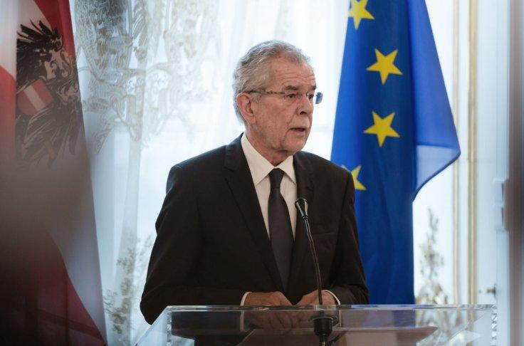 President Alexander Van der Bellen