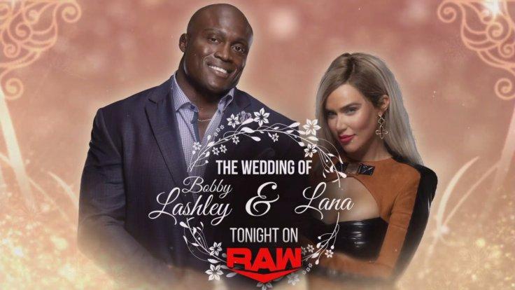 Bobby Lashley and Lana's Wedding