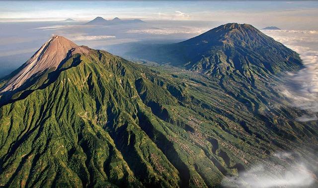 Java's Mount Merapi