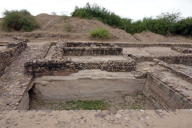 Dholavira Archaeological Site