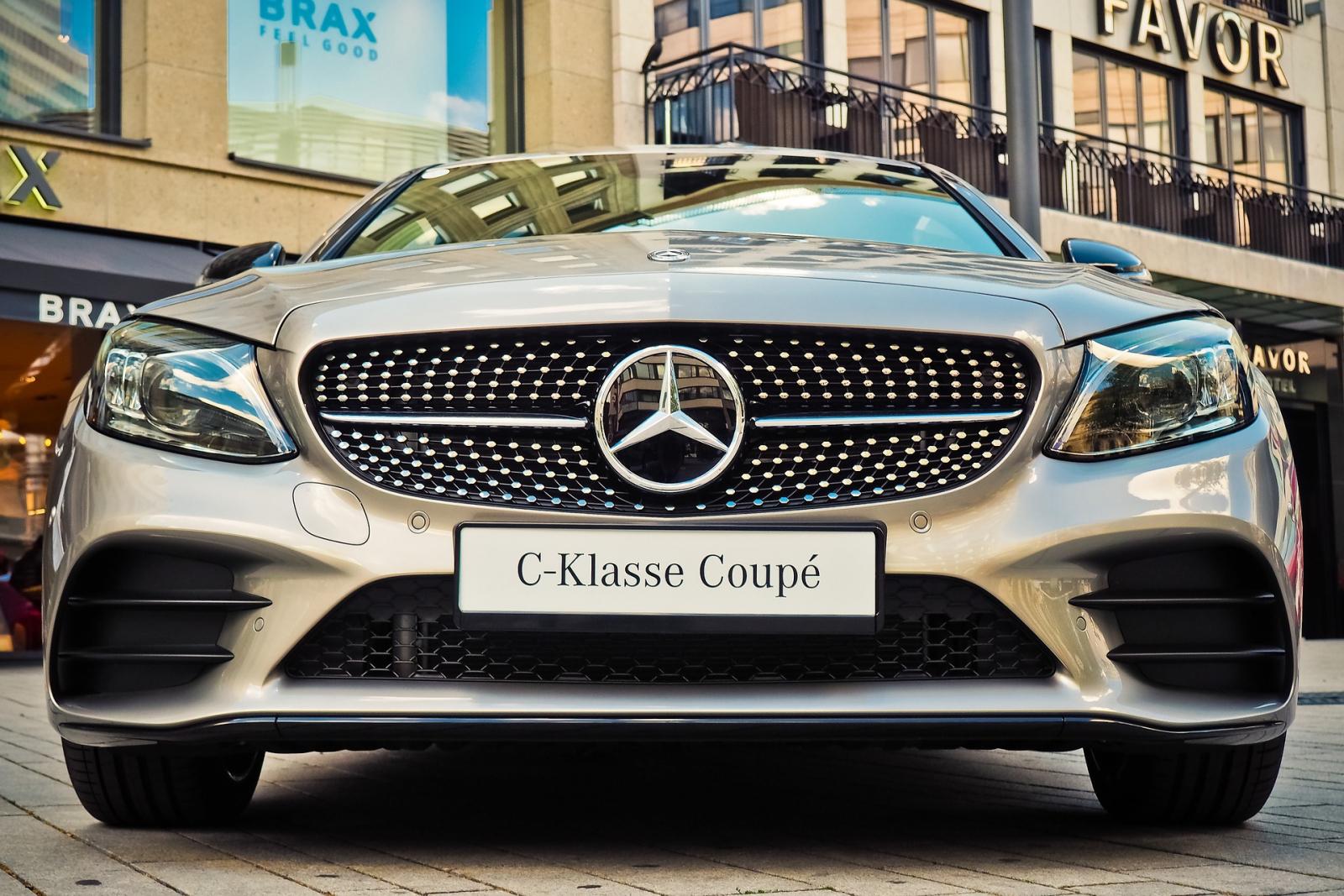 Daimler Ag Mercedes Benz