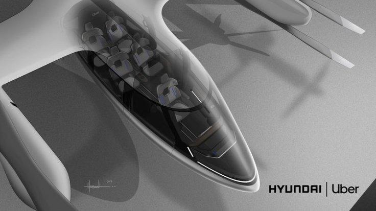 Hyundai S-A1 Cabin view